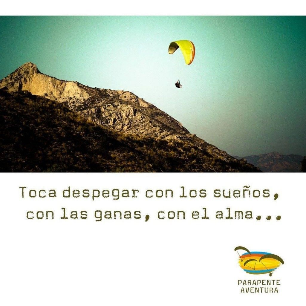 moleskana: social media marketing en parapente aventura